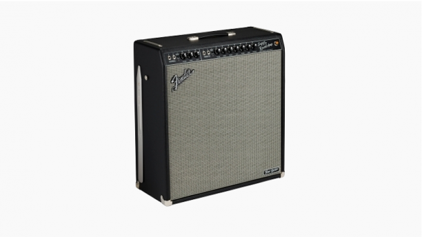 Fender Tone Master Super Reverb Amp