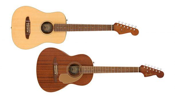 Fender Redondo Sonoran Mini Acoustics