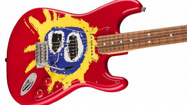 Screamadelica 30th Anniversary Stratocaster