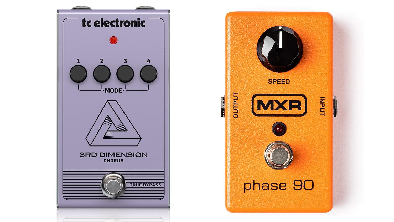 modulation pedals