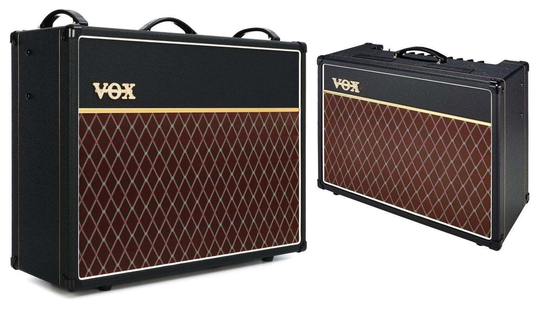 vox ac series guitar amps